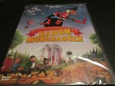 """DVD NF """"LES FABULEUSES AVENTURES DU BARON DE MUNCHAUSEN"""" dessin anime Jean IMAGE"""