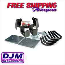 "DJM Suspension 1973-1987 GMC C10 C15 K5 5"" Lowering Drop Flip Kit LTD"