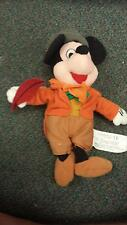 Mickey Mouse as Bob Cratchit from Charles Dickens: A Christmas Carol beanbag