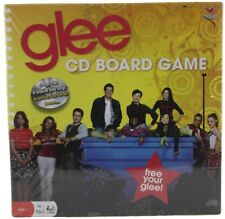 Glee CD Board Game Age 13+ 2010 Cardinal Song Clips 20th Century Fox NEW SEALED