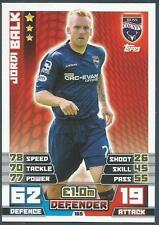 TOPPS MATCH ATTAX SPL 2014-15- #165-ROSS COUNTY-JORDI BALK