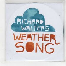 (FW536) Richard Walters, Weather Song - 2009 DJ CD