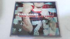 "RYAN ADAMS ""NEW YORK NEW YORK"" CD SINGLE 1 TRACKS"