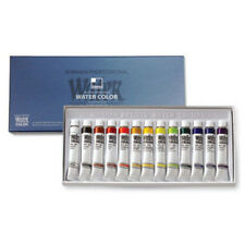 Shinhan Professional Watercolor Paint Set 13 Colors 7.5ml Tube Artist Drawing
