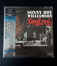 Sonny Boy Williamson & The Yardbirds SHM Mini LP Style CD neuwertig , Victor