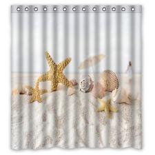 Waterproof Polyester Fabric Various Pattern 12 Hooks Bathroom Shower Curtain I