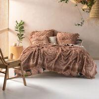 Linen House Somers Maple Cotton Coverlet Euro Pillowsham Pair Cushion