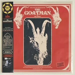 THE UNSEEN * THE GOATMAN SOUNDTRACK * UK LIMITED GREEN VINYL * 300 ONLY! * BN!