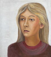 Woman Portrait oil painting