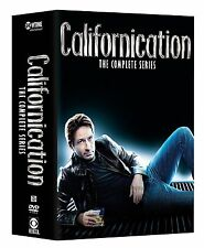 Californication Complete Series Season 1 2 3 4 5 6 7 DVD SET Collection TV Show