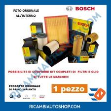 FILTRO ABITACOLO BOSCH VW 15001600 BEETLE CABRIO CADDY ALLTRACK FURGONATO SW 3 4