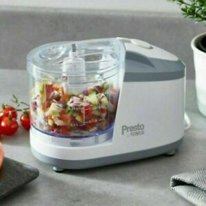 Tower PT12050 Presto Electric Mini Food Mixer Chopper Processor Cutter 200w NEW