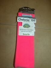 NWT TURTLE FUR ADULT PINK CHELONIA 150 MID-WEIGHT FLEECE DOUBLE LAYER BAND