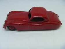 DINKY TOYS 157 JAGUAR XK120 COUPE RED NEAR MINT ORIGINAL