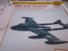 Fliegen 4: Karte 50 De Havilland DH 112 Venom
