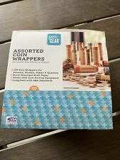 Pen Amp Gear Assorted Coin Wrappers Pennies Dimes Nickles Amp Quarters 80 Count