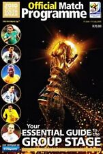 * OFFICIAL 2010 FIFA WORLD CUP GROUP STAGES PROGRAMME *