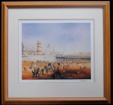 FAB BRIAN SHIELDS BRAAQ SIGNED LIMITED EDITION ~ SUMMER SUN SEA SAND AND SKINT