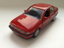 Gama Mini Opel Vectra A Limousine 4 - türig rot red W.-Germany 1:43