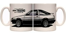 AE86 Toyota Sprinter Trueno 11oz ceramic mug jdm drift touge
