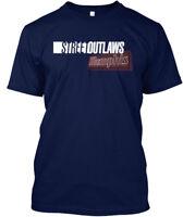 Street Outlaws Memphis S - Streetoutlaws Hanes Tagless Tee T-Shirt