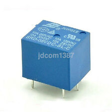10pcs Mini 5V DC SONGLE Power Relay SRD-5VDC-SL-C PCB Type US
