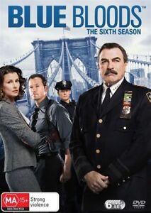 Blue Bloods Season 6 DVD : NEW