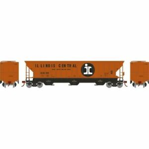 Athearn Illinois Central Road #56939 PS 4740 Hopper Item #ATH72410