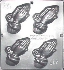 Praying Hands Chocolate Candy Mold  402 NEW