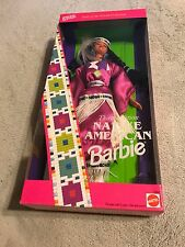 1994 Native American Barbie Third Edition