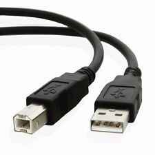 1.8M USB 2.0 Alta Velocidad Cable de Plomo USB A-B Impresora Cable Para Canon Pixma iP2700