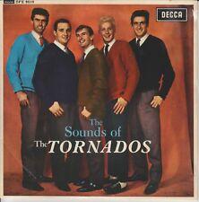Los tornados los sonidos de los tornados Decca dfe 8510