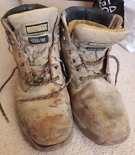 Mens DEWALT work boots Builder (well worn) Size 12 EU 46