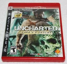 PLAYSTATION 3 UNCHARTED DRAKE'S FORTUNE