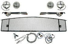 Mustang GT Fog Light & Grille Kit Complete Brand NEW! 1964 1965 65 Quality Parts