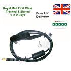 Genuine Motorola DP4400 DP4600 DP4800 Etc Programming Cable Lead PMKN4012B