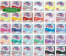 Genuine FIMO EFFECT Soft Oven Bake Modelling Clay -Choice Of 36 Brilliant Colour