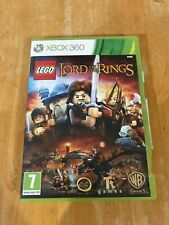 LEGO The Lord of the Rings (Microsoft Xbox 360, 2012) with case