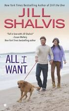 All I Want by Jill Shalvis *#7 Animal Magnetism* (2015 PB) Comb ship 25¢ ea ad'l