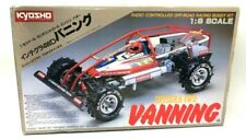 KYOSHO 1/8 LAND JUMP VANNING INTEGRA 4WD VINTAGE RC NIB NEW IN BOX MINT NOS
