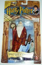 NEW Harry Potter Sorcerers Stone Headmaster Dumbledore w Sorting Hat 2001 Mattel