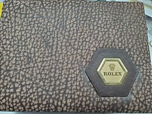ROLEX Vintage Oyster Quartz 19018 Gold Day-Date Box, Papers and Tags