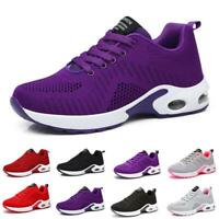 Gym Sneakers Shoes Ladies Tennis Fitness Womens Breathable Running Shoes Sport