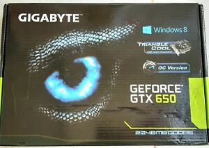GIGABYTE GTX650 2GB GDDR5