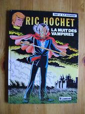 TIBET - Ric Hochet 34 - La nuit des vampires