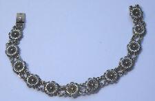 Friesenmuster Silberarmband Filigran Bracelet Armband 800 Silber 18cm Nr.259