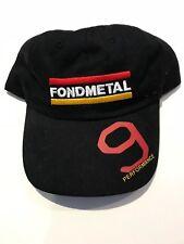 Fondmetal Cap Hat SEMA 2017