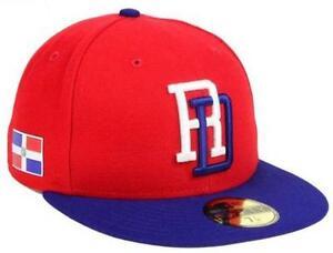 2017 WBC Dominican Republic World Baseball Classic New Era 59FIFTY Fitted Hat