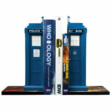 Doctor Who - TARDIS Bookends - Set of 2