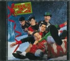 """NKOTB NEW KIDS ON THE BLOCK """"Merry, Merry Christmas"""" CD-Album"""